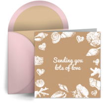 Hearts in the Sand card image