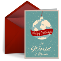 World of Thanks card image