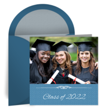 Graduate Square Photo card image