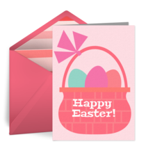 Easter Eggs card image