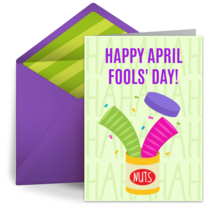 April Fools' card image