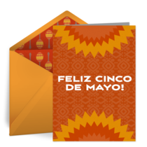 Mayan Pattern card image