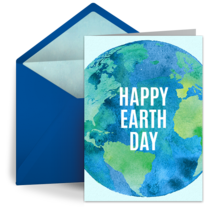 Planet Earth card image