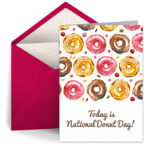 Donut Pattern card image
