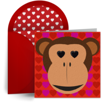 Love Monkey card image
