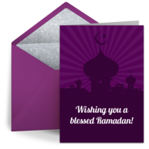 Mosque card image