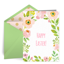 Spring Blossoms card image