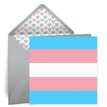 Transgender Day of Visibility | Mar 31 card image