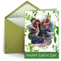 Earth Day Pattern card image