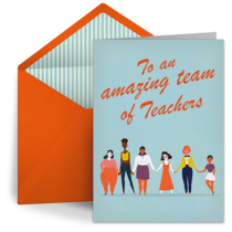 Teacher Team card image