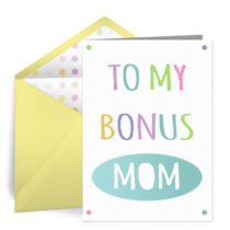 Bonus Mom card image