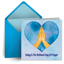 National Day of Prayer | May 7 card image