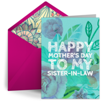 Sister-in-Law card image