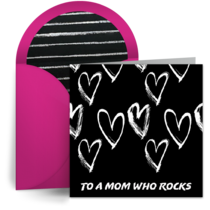 You Rock, Mom card image