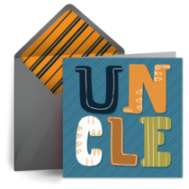 UNCLE card image