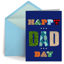 Happy Dad Day card image