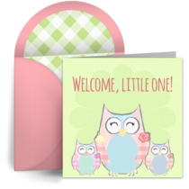 Owl Together card image