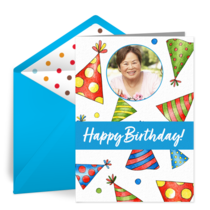 Party Hats card image