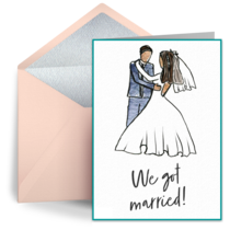 We Got Married card image