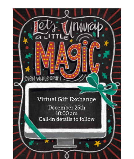 Virtual Gift Exchange