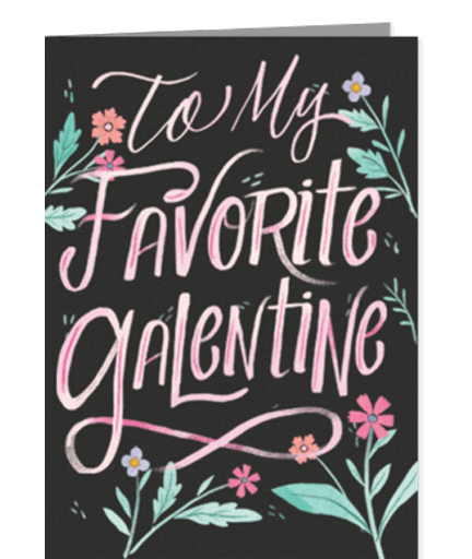 Galentine's Day Floral