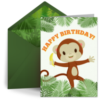 Monkey Around card image