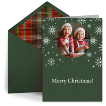Merry Christmas card image