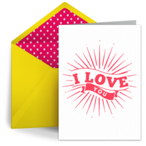 Love Doodle card image
