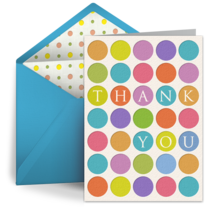 Pastel Dots card image