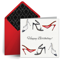 Stilettos card image