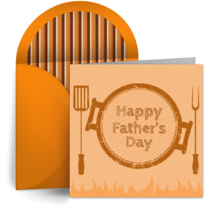 Father's Day Classic card image