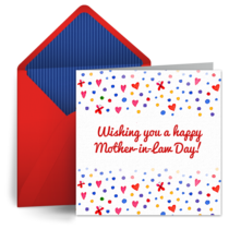 Mother-in-Law Day | Oct 25 card image
