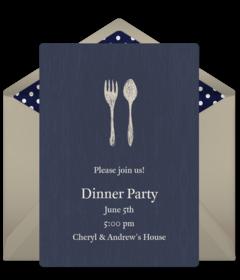 Free Rehearsal Dinner Online Invitations Punchbowl