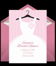 Free Bridal Shower Online Invitations Punchbowl