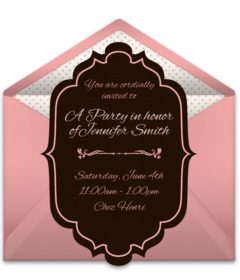 Free Anniversary Party Online Invitations