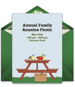 free summer party online invitations punchbowl