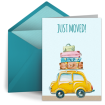 Moving Luggage card image