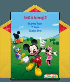 Free Disney Online Invitations Punchbowl
