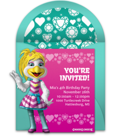 Chuck e cheeses online invitations punchbowl chuck e cheeses helen filmwisefo Gallery