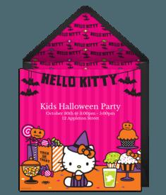 free halloween online invitations punchbowl