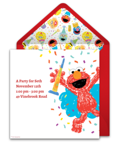 Free 1st Birthday Online Invitations