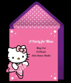 Hello Kitty Ballet Free