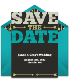 Free Birthday Save The Dates Online