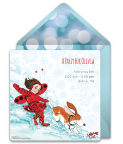 Free Picture Book Online Invitations Punchbowl