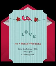 free wedding invitations wedding online invites punchbowl