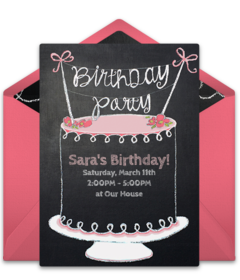Free adult birthday party online invitations punchbowl adult birthday filmwisefo