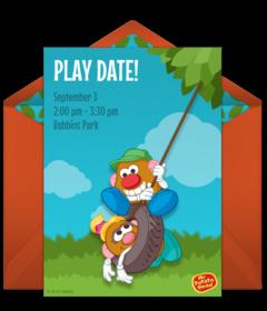 Free Playdate Online Invitations Punchbowl