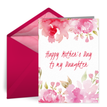 Mother's Day Daughter card image