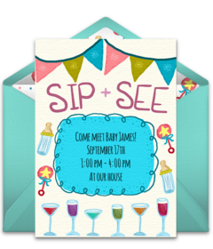 Free Sip See Online Invitations Punchbowl