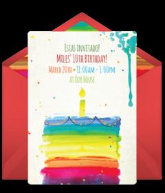 Free Spanish Invitations Spanish Online Invites Punchbowl